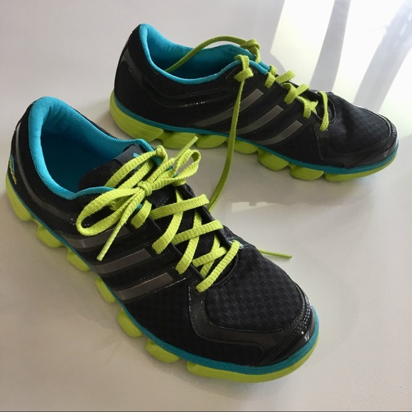 adidas Shoes - Adidas Neon Sneakers